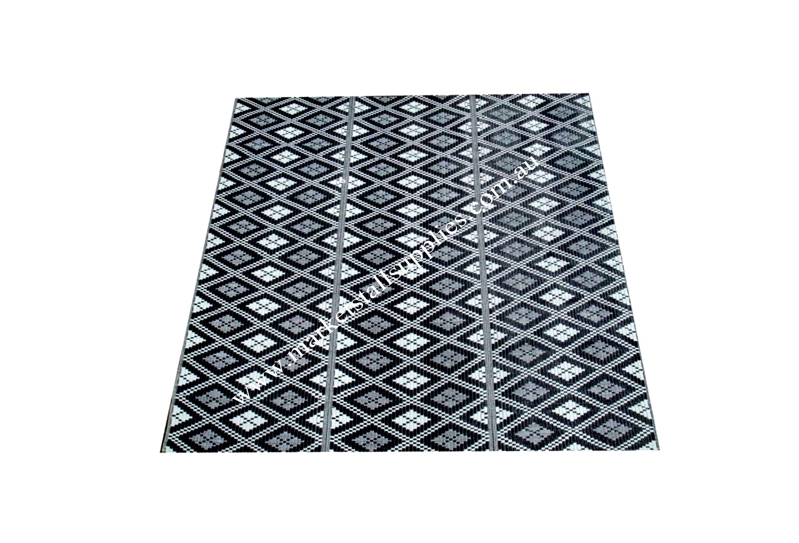Black and White Mat Style 1