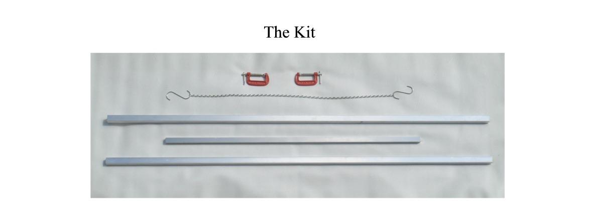 Hanger Arm Support Bar Kit