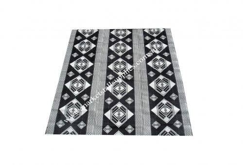 Black and White Mat Style 3