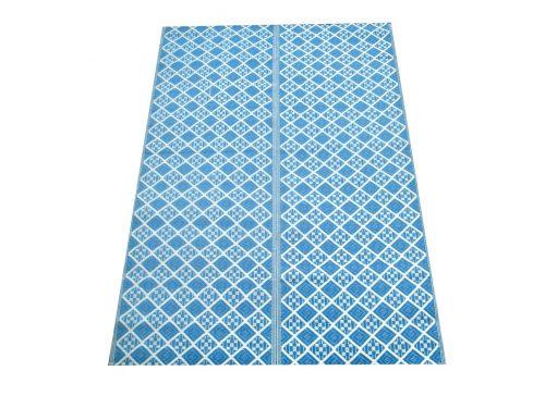 Blue Type Mat